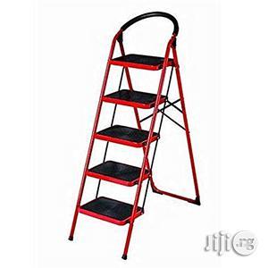 Multipurpose Steel Ladder - 5 Step   Hand Tools for sale in Lagos State, Lagos Island (Eko)