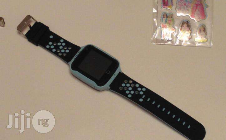 Kids | Children's Smart Watch With GPS Tracker, Anti-lost, Camera | Smart Watches & Trackers for sale in Benin City, Edo State, Nigeria