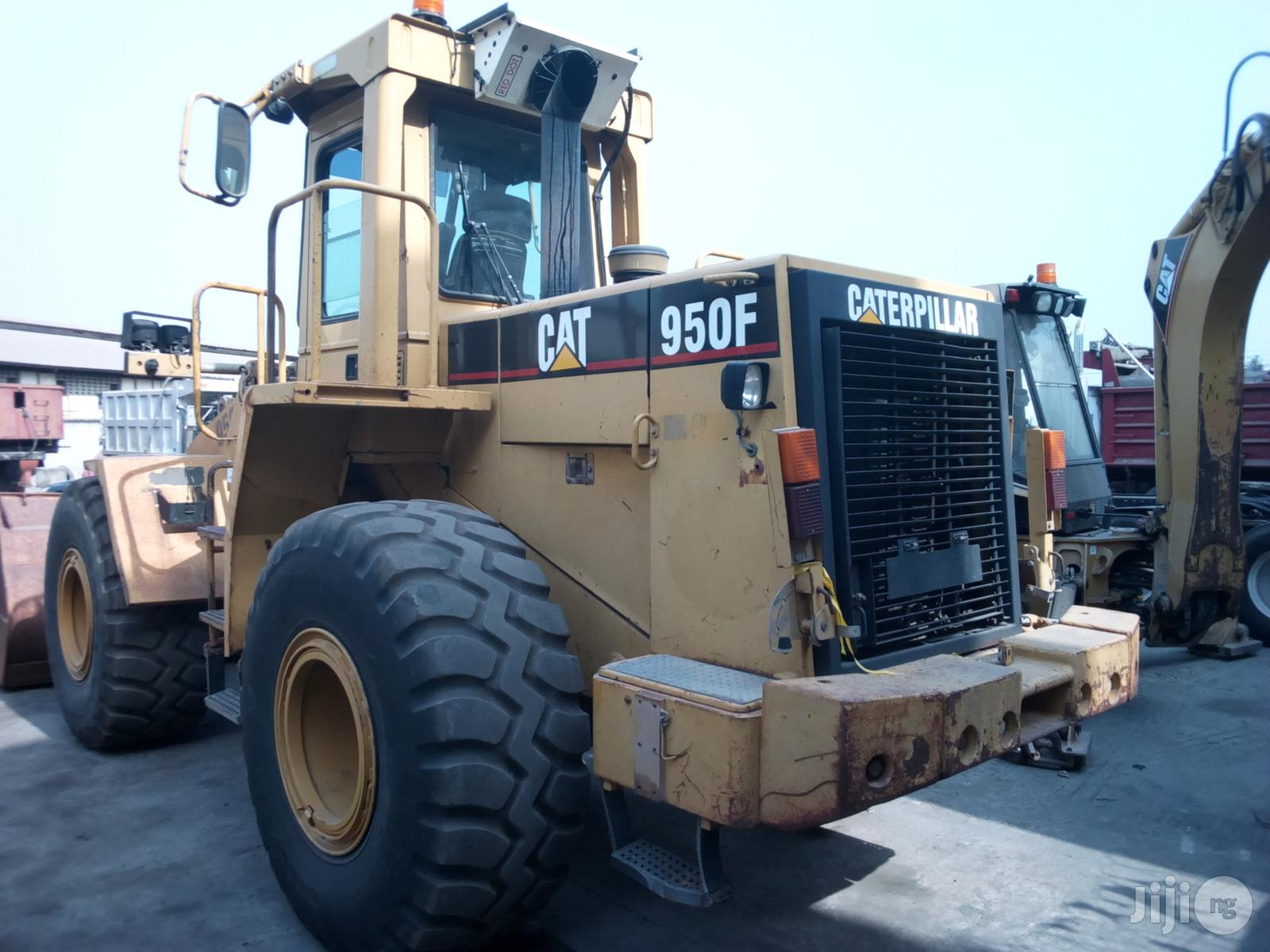 Payloader 950F | Heavy Equipment for sale in Apapa, Lagos State, Nigeria