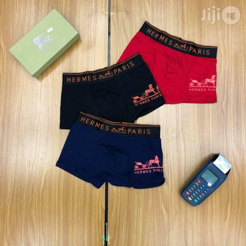 Archive: Packaged Boxers And Stockings