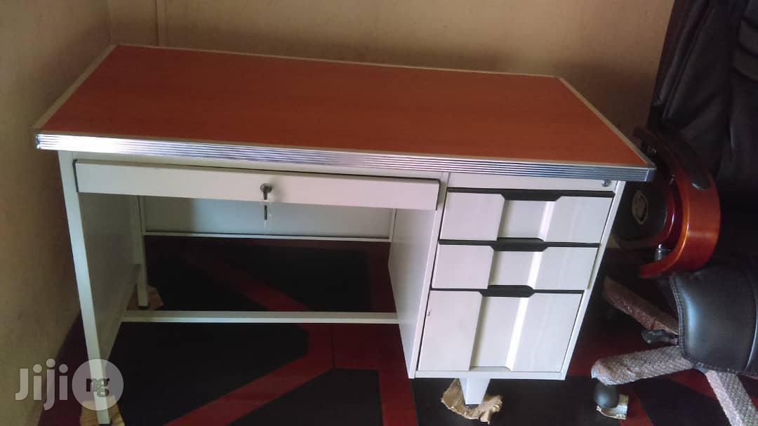 Quality Classy Executive Metal Office Table | Furniture for sale in Central Business Dis, Abuja (FCT) State, Nigeria