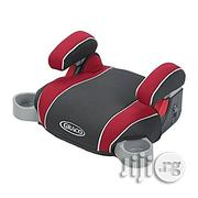 Graco Backless Turbo Booster Car Seat, Chili Red, One Size. | Children's Gear & Safety for sale in Abuja (FCT) State, Central Business Dis
