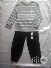 Garanimals 2pcs Long Sleeve And Cropped Trouser (5T) | Children's Clothing for sale in Lagos State, Alimosho