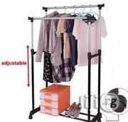 Double Pole Cloth Rack | Clothing for sale in Lagos State