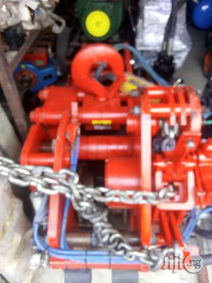 Air Hoist Chain Ton | Manufacturing Equipment for sale in Rivers State, Port-Harcourt
