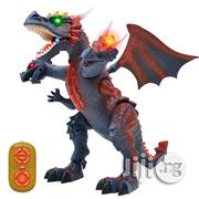 Remote Control Electric Dinosaur Toy | Toys for sale in Lagos State, Ikeja