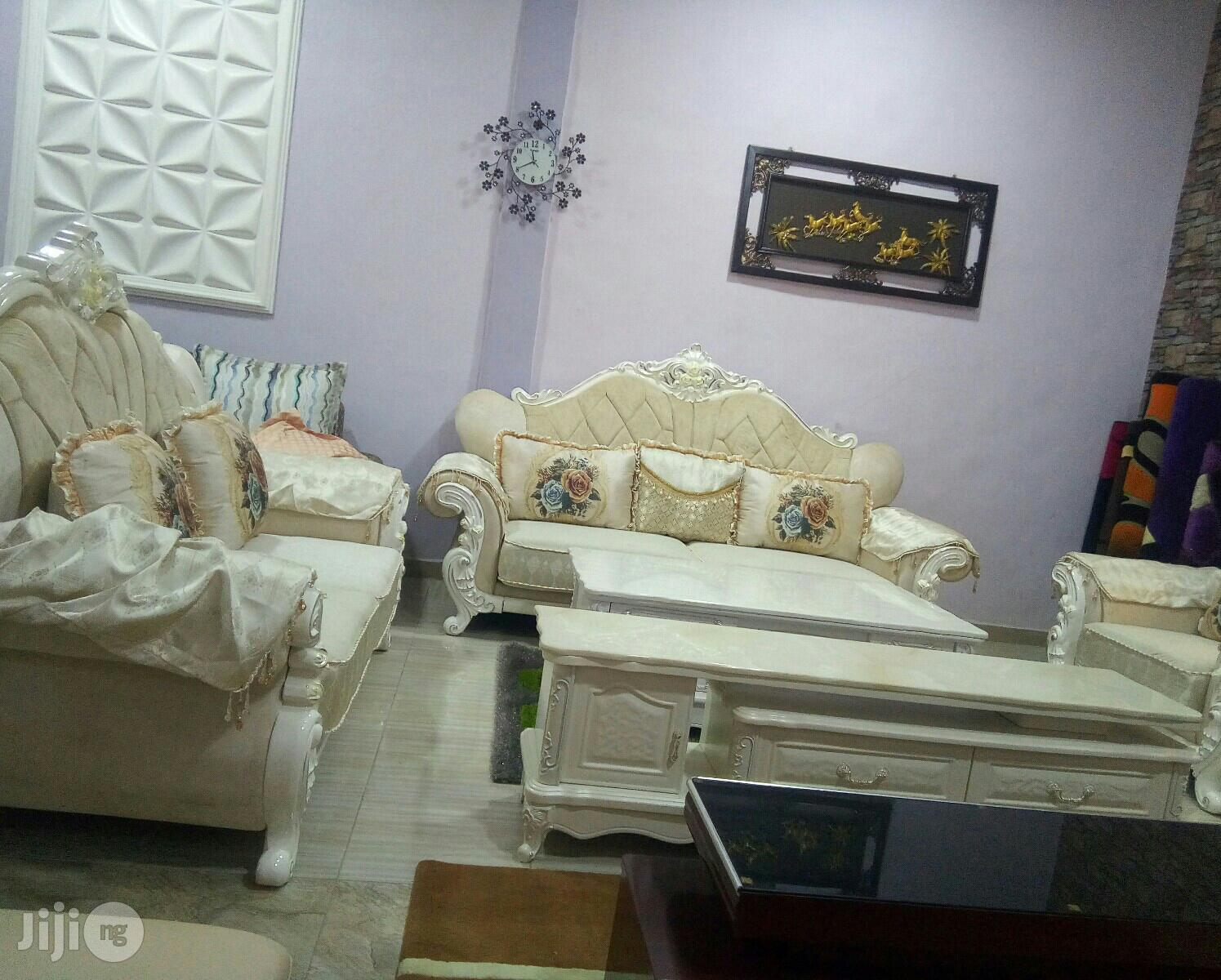 Imported Turkey Sofa Chair | Furniture for sale in Ajah, Lagos State, Nigeria