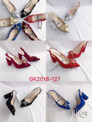 Classic Block Heel Sandal | Shoes for sale in Lagos State, Surulere
