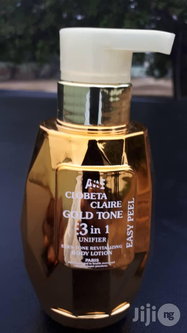 Archive: Clobeta Claire Gold Tone