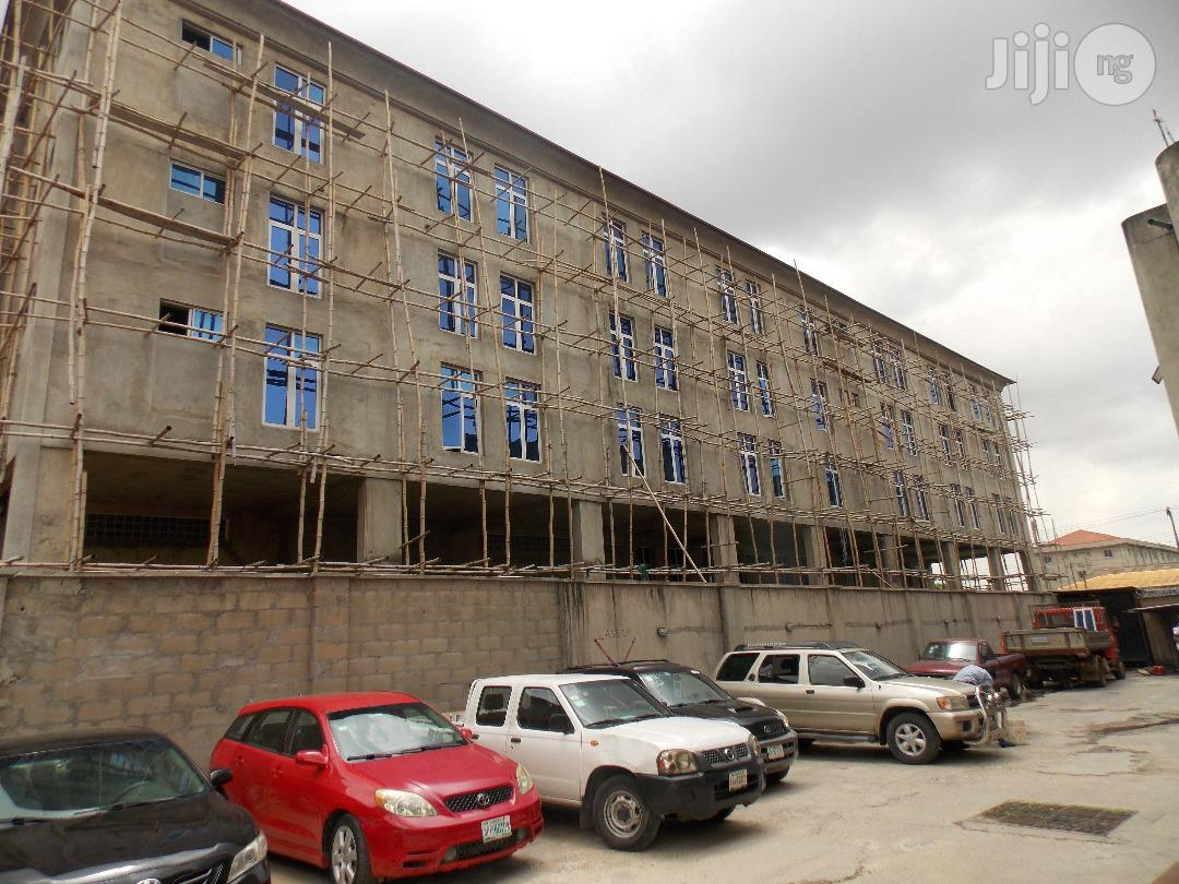5 Floor Commercial Office Building For Sale At Ikeja