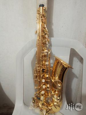 Alto Saxophone (Gold) | Musical Instruments & Gear for sale in Lagos State, Ojo