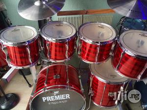 Premier Drum Set (7pieces) With Rack | Musical Instruments & Gear for sale in Lagos State, Ojo