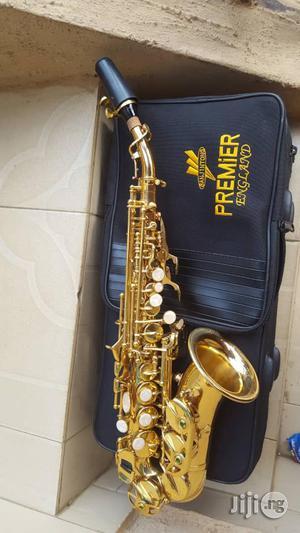 Soprano Saxophone (Gold) | Musical Instruments & Gear for sale in Lagos State, Ojo
