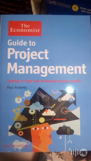 Guide To Project Management | Books & Games for sale in Lagos State, Yaba