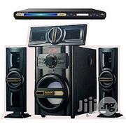 Djack 3.1CH Powerful Bluetooth Home Theatre System DJ-503 + DVD Player | Audio & Music Equipment for sale in Lagos State, Ojo