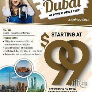 Dubai Holiday Package | Travel Agents & Tours for sale in Lagos State, Ikeja