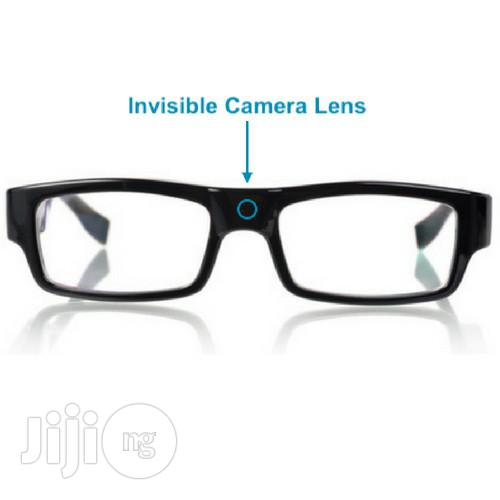 Mini HD 720P Spy Camera Glass   Security & Surveillance for sale in Ikeja, Lagos State, Nigeria