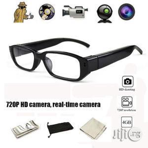 Mini HD 720P Spy Camera Glass