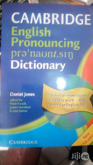 Pronuouceation Dictionary   Books & Games for sale in Lagos State, Yaba