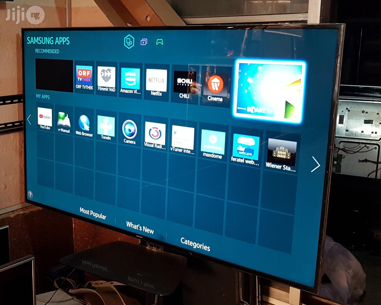 Samsung Smart Full HD LED 3D TV 75 Inches