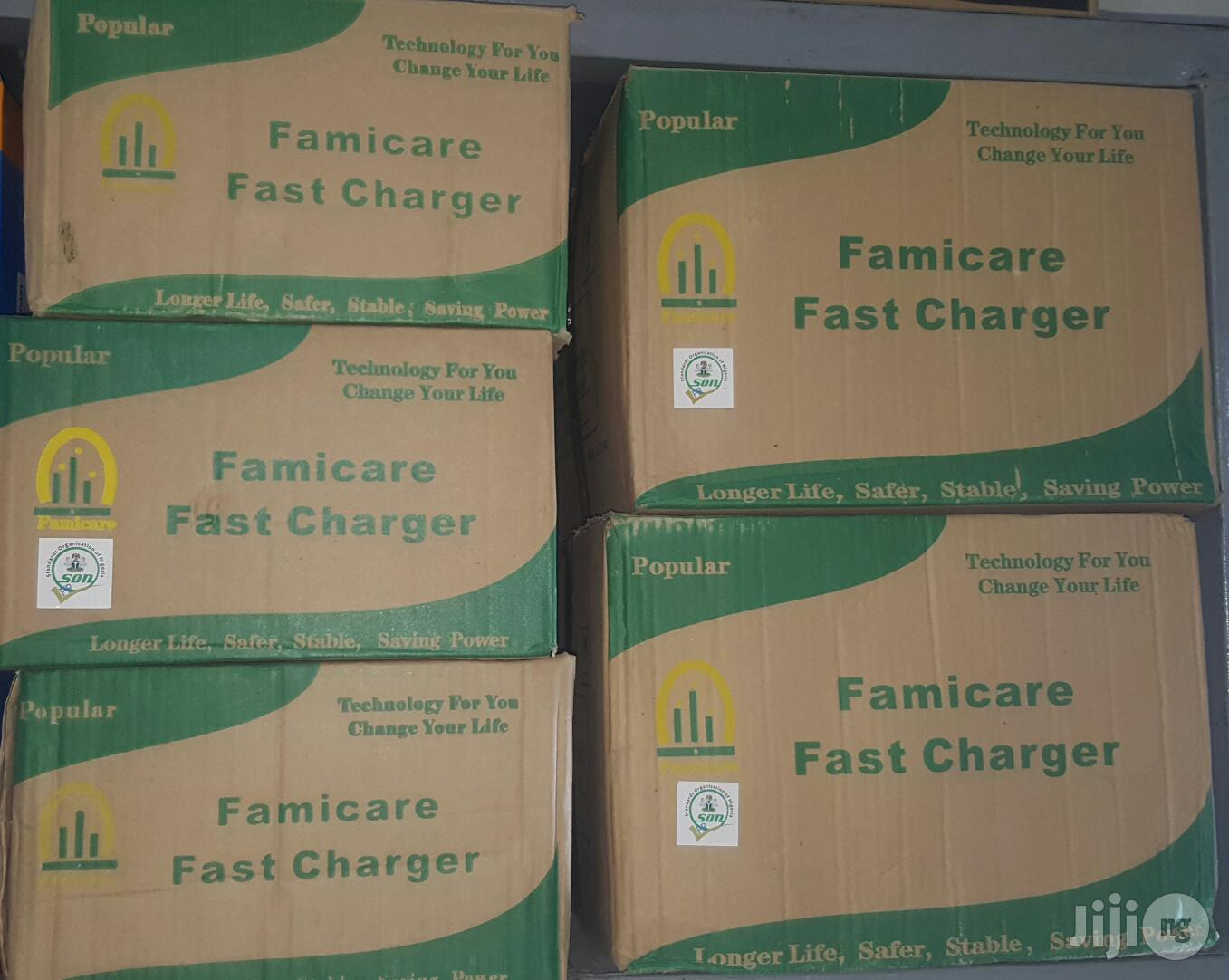 50A Famicare Battery Charger | Vehicle Parts & Accessories for sale in Ojo, Lagos State, Nigeria