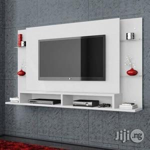 Principal TV Wall Unit &TV Stand | Furniture for sale in Lagos State, Agege