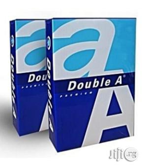 Archive: Double A A4 Paper 75gm- 5 Realms