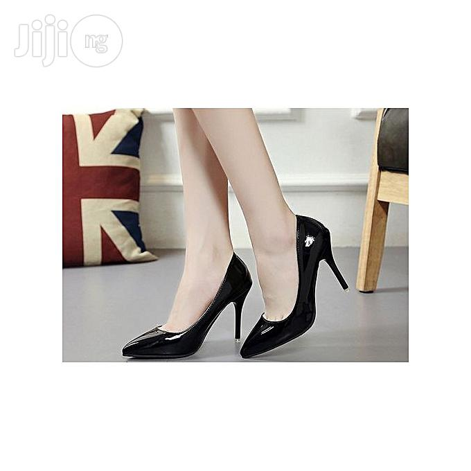 Forever 21 Pointed Toe Court Shoes - Black | Shoes for sale in Oshodi-Isolo, Lagos State, Nigeria