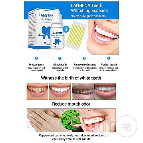 Original Teeth Whitening & Plague Removal Serum