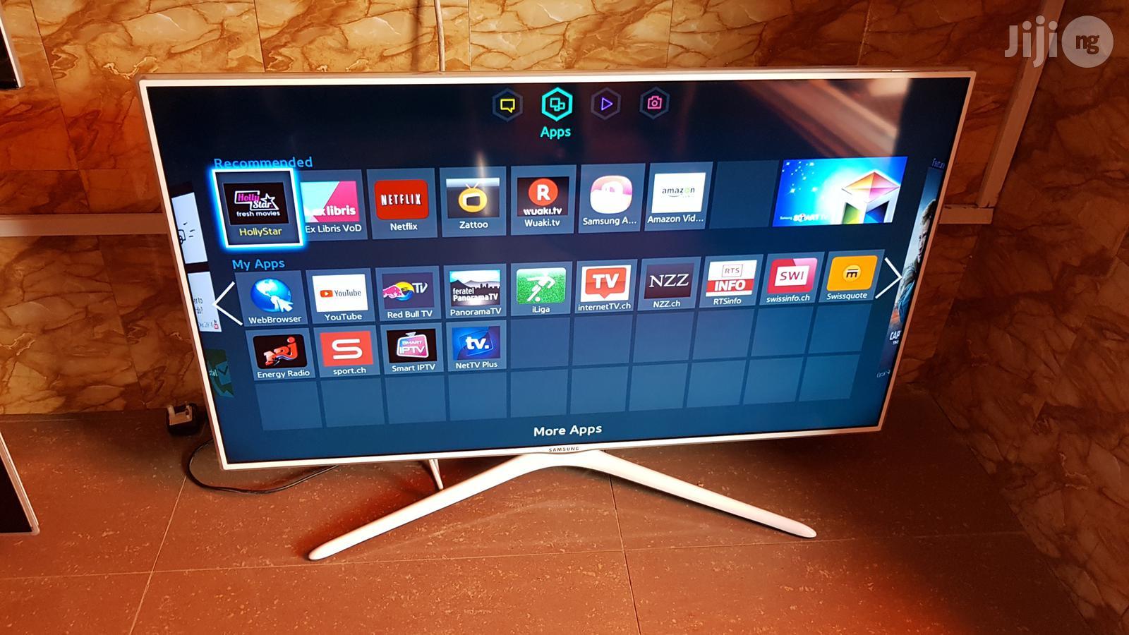 Samsung Smart Full HD Led 3D TV 40 Inches