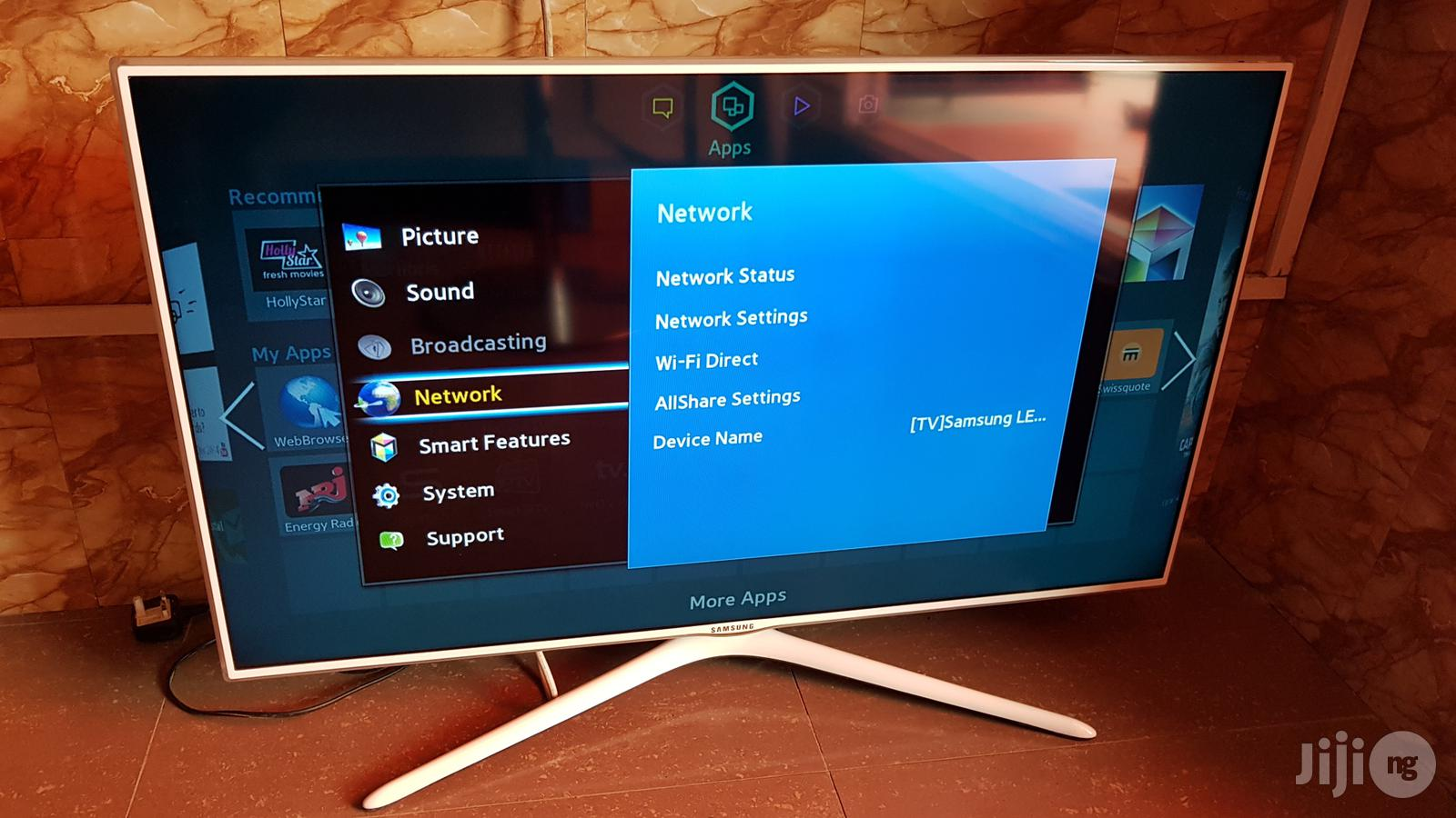 Samsung Smart Full HD Led 3D TV 40 Inches | TV & DVD Equipment for sale in Ojo, Lagos State, Nigeria