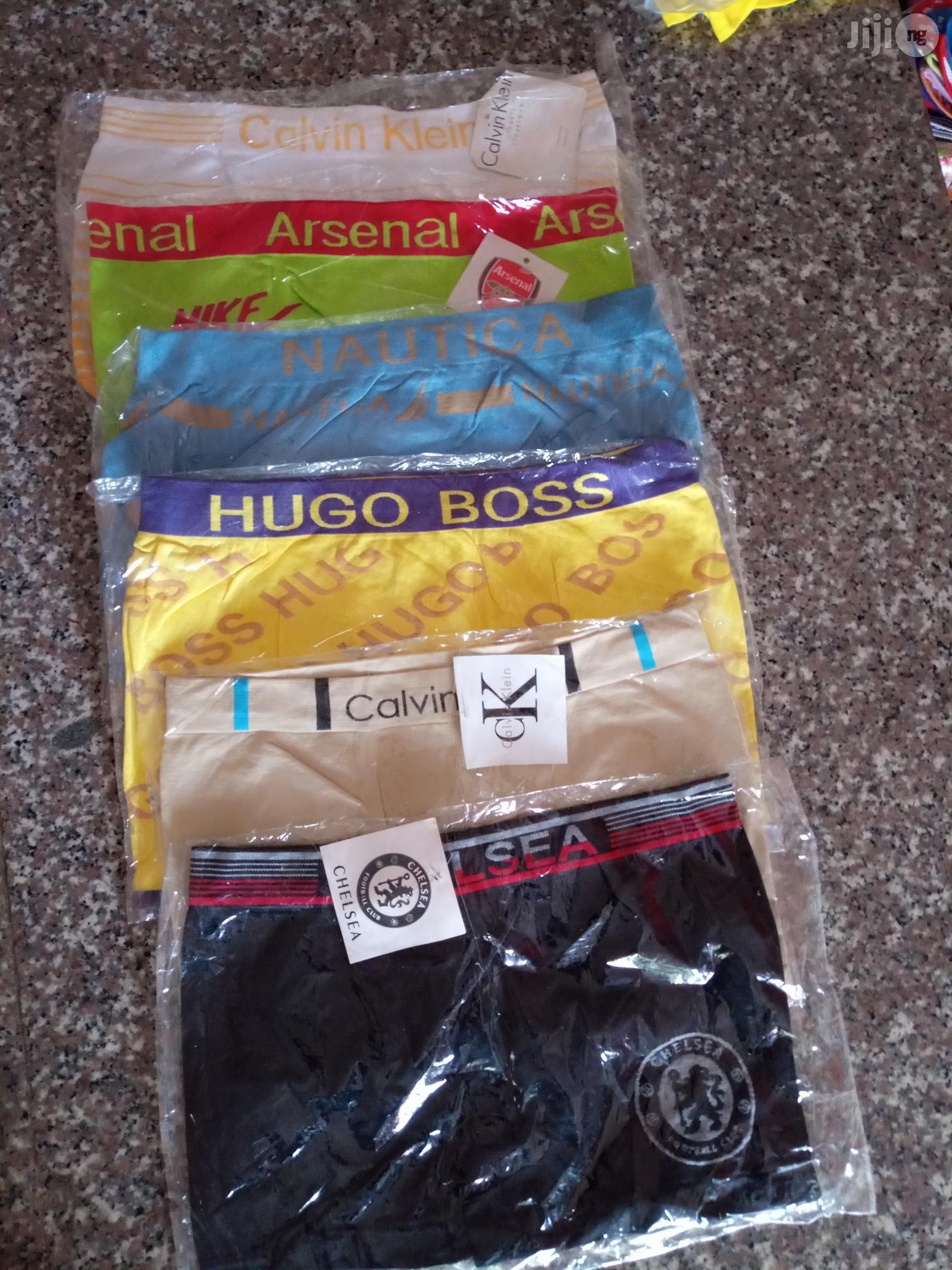Archive: 6 Set Super Stretch Unisex Boxer Pant (Free Size)