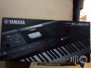 Yamaha Keyboard PSR E463 | Musical Instruments & Gear for sale in Lagos State, Ojo