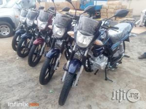 New Motorcycle 2018 Blue   Motorcycles & Scooters for sale in Lagos State, Maryland