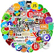 Laptop Stickers Pack For Technology Developer 72pcs Programming   Stationery for sale in Lagos State, Alimosho