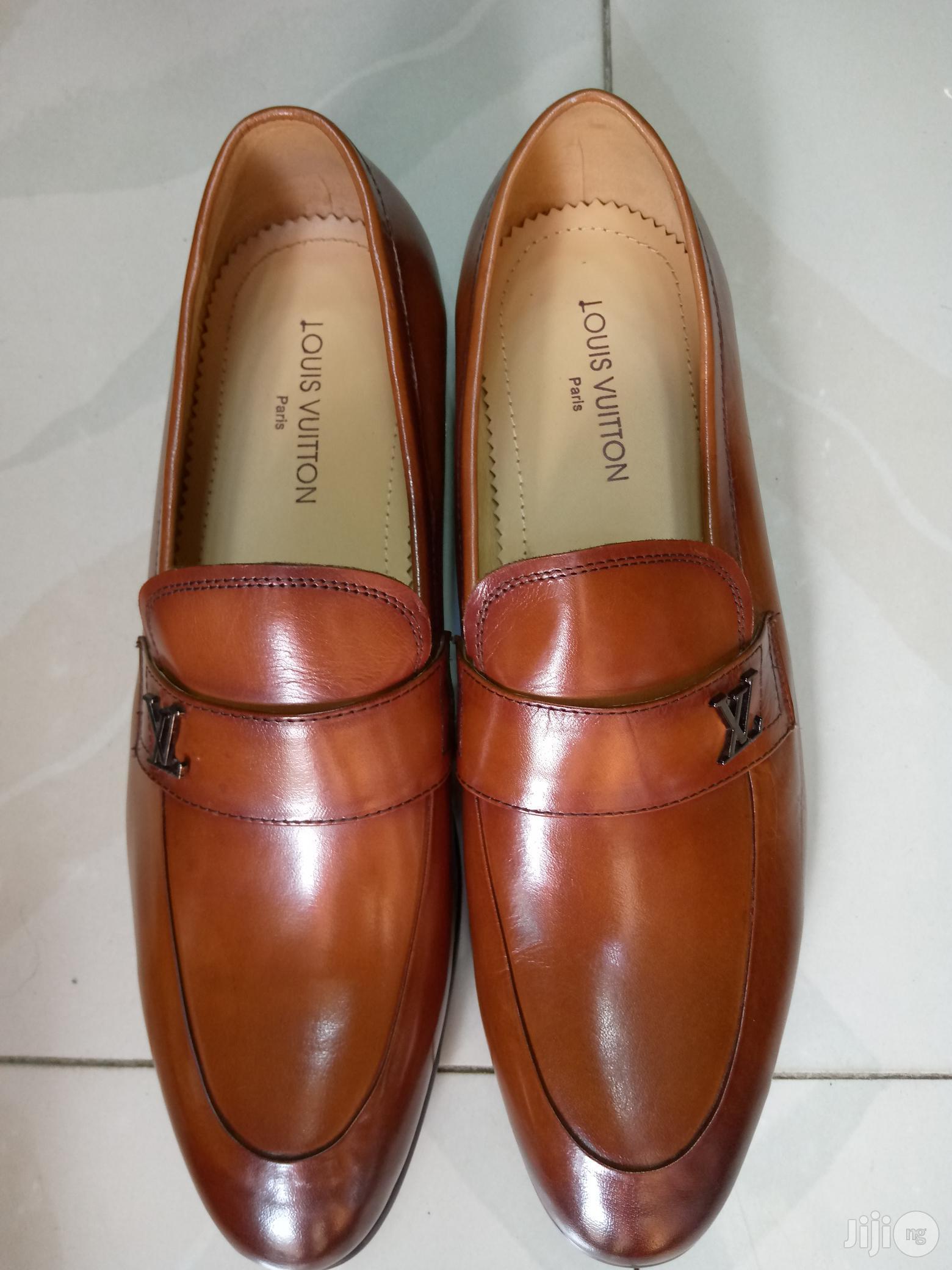 louis vuitton formal shoes