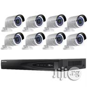 Hikvision 8 Cctv Camera Complete Kit + 2 Terabyte Hard Drive | Security & Surveillance for sale in Lagos State, Ikeja