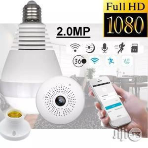 2.0MP Smart Wifi Nanny - Home Spy CCTV Camera 1080p   Security & Surveillance for sale in Lagos State, Ikeja