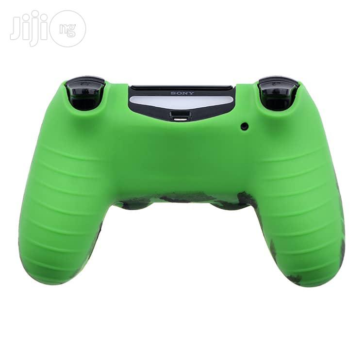 Silicone Sleeve Cover For Playstation 4 Controller   Accessories & Supplies for Electronics for sale in Ikeja, Lagos State, Nigeria