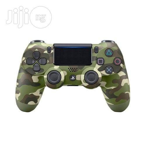 Sony PS4 Controller Pad - Dualshock 4 Wireless Controller - Army Green