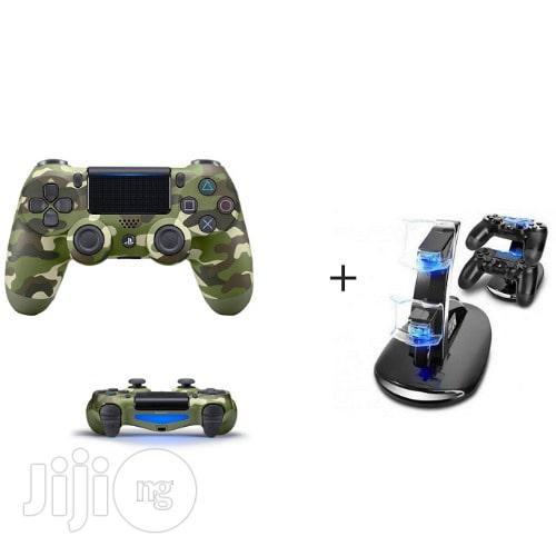 Sony PS4 Pad - Dualshock 4 Wireless Controller - Camo