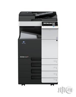 Konica Minolta Bizhub /Developc258 Di Coloured Printer | Printers & Scanners for sale in Lagos State, Surulere