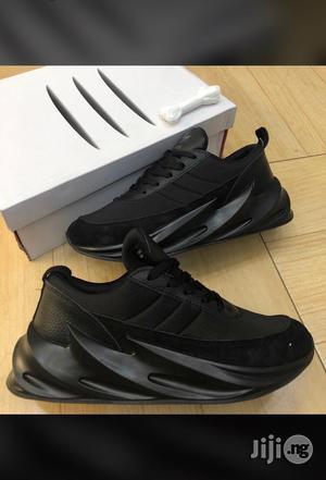 Adidas Sharks Men's Black Sneakers in