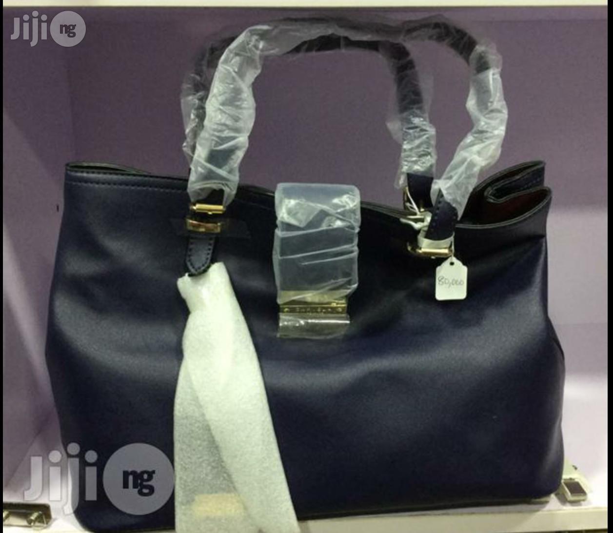 Mandy Lock Large Tote Ladies Bag