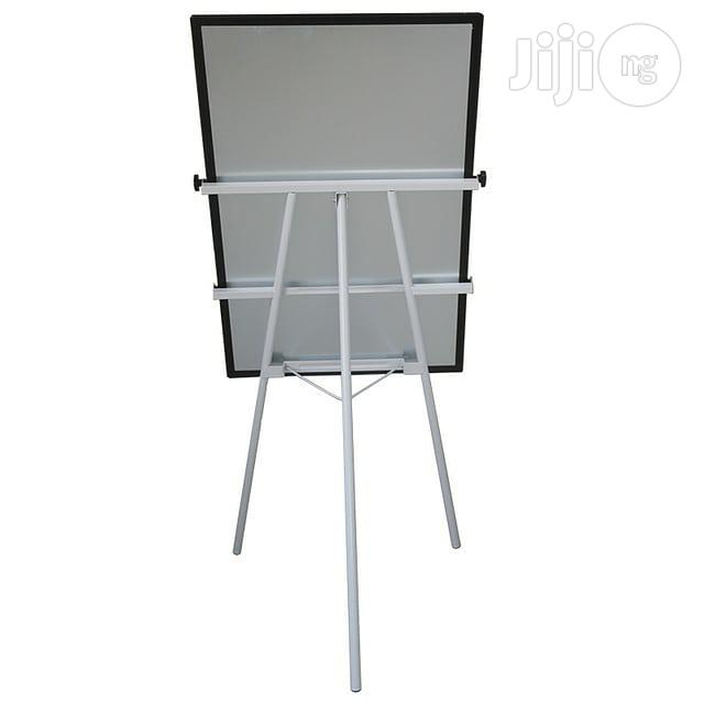 Archive: Flip Chart Board With Stand