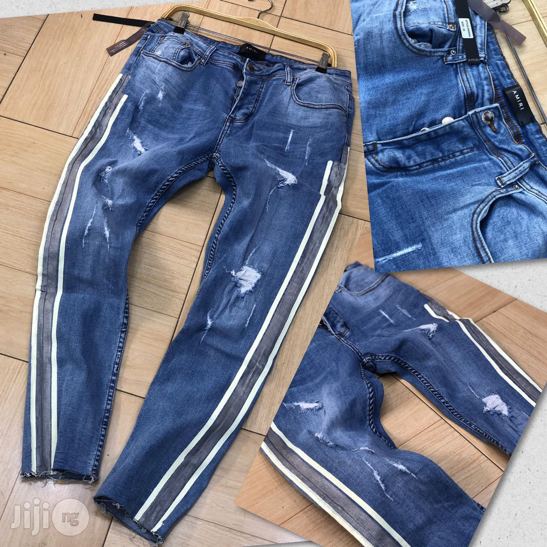 Archive: Exclusive Designer Ripped Jeans
