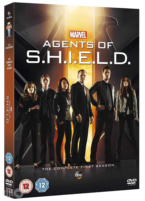 Marvel's Agents Of Shield - Season 1 | CDs & DVDs for sale in Benin City, Edo State, Nigeria