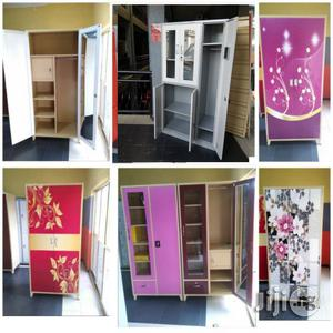 New Design Steel Wardrobe Cabinet   Furniture for sale in Lagos State, Ojo