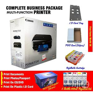 Canon Pixma IP7240 Complete Business Package Effect Printer | Printers & Scanners for sale in Lagos State, Ikeja