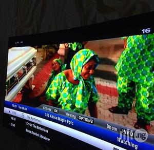 LG 3D Curve TV 55inches   TV & DVD Equipment for sale in Lagos State